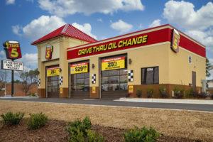 Take 5 Oil Change Fayetteville